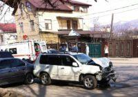ДТП в Кисловодске на ул. Куйбышева