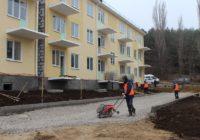 Строительство домов для переселения граждан идут полным ходом