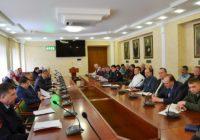 Прошло заседание антитеррористической комиссии