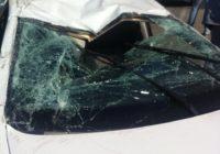 Авария с пострадавшим произошла вблизи Кисловодска