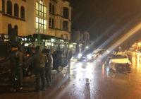 В Кисловодске ночью произошло ДТП