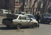 Авария в центре Кисловодска