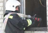 Пожарные ПАСС СК потушили дом многодетной семьи.