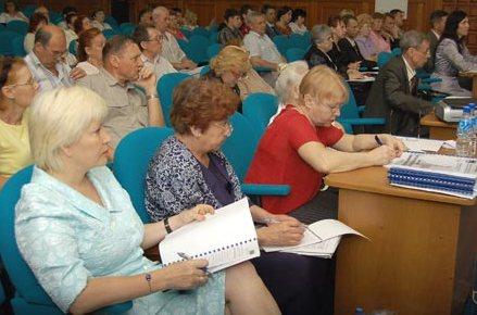 В Кисловодске прошли 22 конференции ТОС