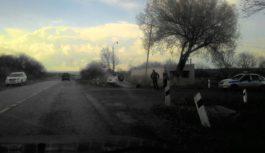 Страшная авария у станицы Ессентукской