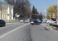 В Кисловодске под колесами автомобиля оказалась пенсионерка