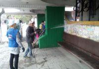 В Кисловодске стартовала акция «Чистая остановка»