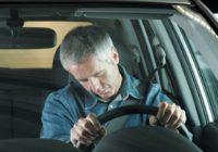 55-летний водитель иномарки умер от инфаркта за рулем в Пятигорске