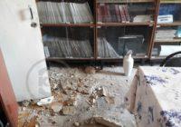Жизнь библиотеки после пожара