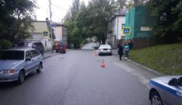 В Кисловодске сбили подростка