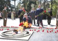 В Пятигорске прошла военно-патриотическая игра Зарница