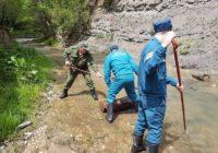 Акция Чистый берег прошла в Кисловодске