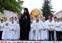 На Соборной площади Пятигорска стартовал Пасхальный фестиваль