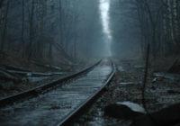 В Пятигорске затопило участок железной дороги