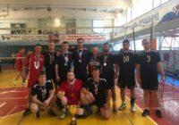 Кисловодские волейболисты вошли в тройку победителей