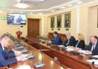 В Кисловодске приступили к строительству сквера Реброва