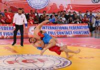 В Кисловодске прошел Чемпионат Мира по ММА