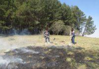 Неравнодушные кисловодчане помогли потушить возгорание