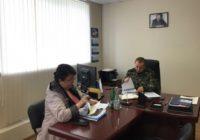 В следственном комитете прошла личная встреча с гражданами