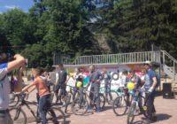 В Железноводске прошел день велопарадов