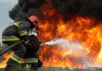Пожар в санатории Орджоникиздзе