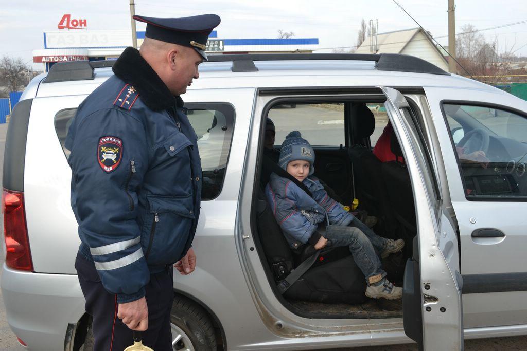 перевозке детей