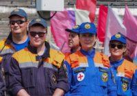 Сотрудников МЧС наградили в Минеральных водах
