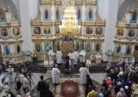 В Ессентуках освятили Пантелеимоновский храм