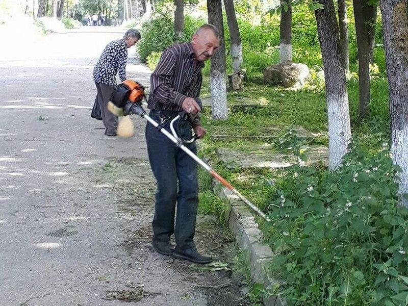 Комсомольском