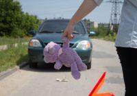 В Кисловодске сбили пешехода с маленьким ребенком