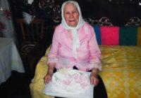 Старейшей ставропольчанке исполнилось 110 лет