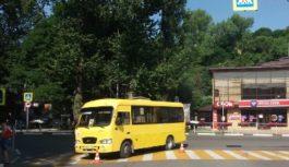 Автобус наехал на пожилую кисловодчанку