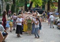 В Ессентуках прошел кастинг танцующая супербабушка