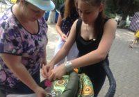В Пятигорске родителям напомнили про детские кресла
