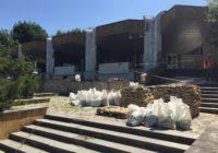 В Железноводске приступили к реконструкции сквера Аллея любви