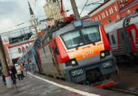 С кисловодского вокзала скоро в путь двинется двухэтажный поезд