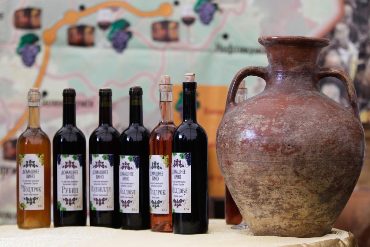 ставропольского вина