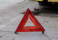 В Кисловодске водитель сбежал с места ДТП