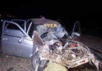 4 человека пострадали из-за ДТП с участием трактора и легковушки
