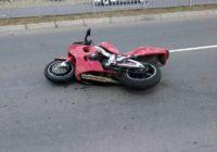 На Ставрополье в результате ДТП погиб мотоциклист
