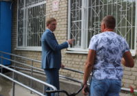 Глава Ессентуков проверил готовность школ к учебному году