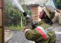 Пожарные ПАСС СК потушили кухню в жилом доме