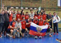 Серебро на  Сурдлимпийских играх завоевала сборная России
