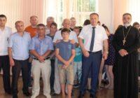 Полицейские встретились с воспитанниками детского дома