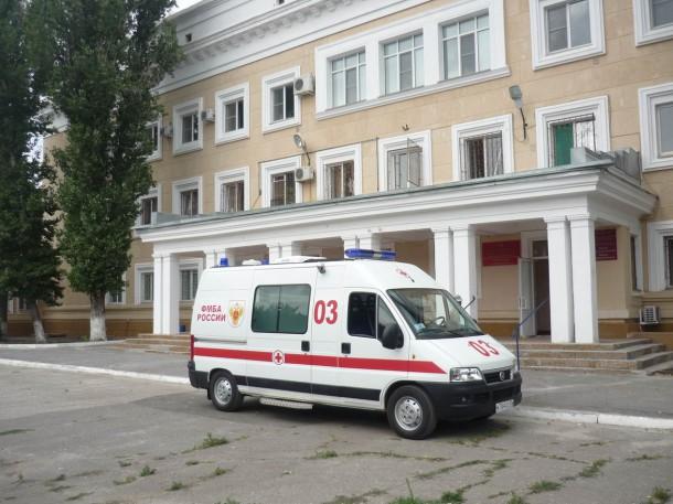 НаСтаврополье женщина скончалась в клинике