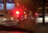 В Кисловодске мотоциклист попал под колеса легковушки