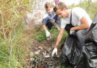 Жители Железноводска приняли участие в субботнике