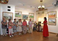 В музее Железноводска открылась выставка