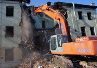 Снос незаконно построенных объектов продолжается