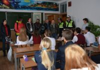 Минераловодские байкеры встретились со школьниками